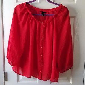 NWOT H&M blouse